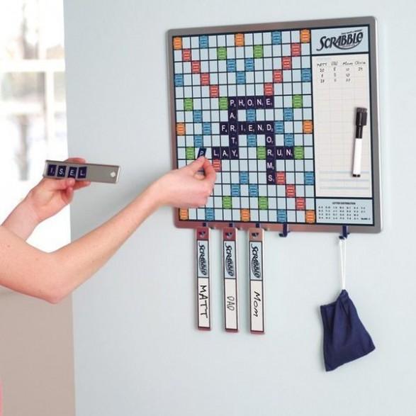Ideas con Scrabble - Organizador