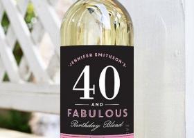 Cumplir 40...!