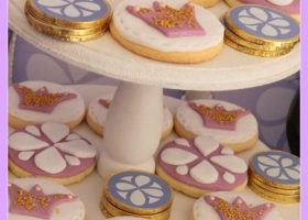 Ideas para cumpleaños de Princesita Sofía