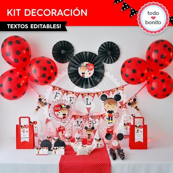 Search results for decoracion de cumpleanos mickey mouse - Decoracion de cumpleanos para ninos ...