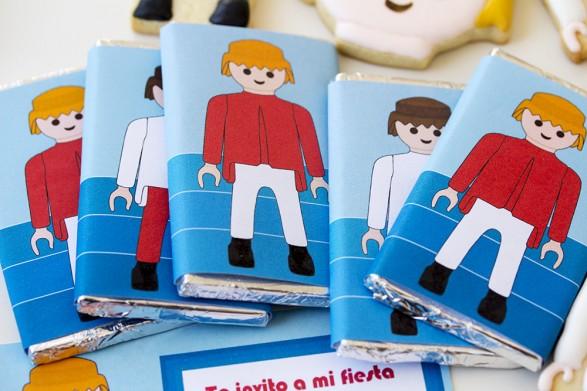 Imprimible gratis de Playmobil