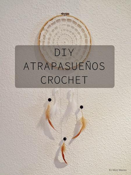 Atrapasueños en Crochet
