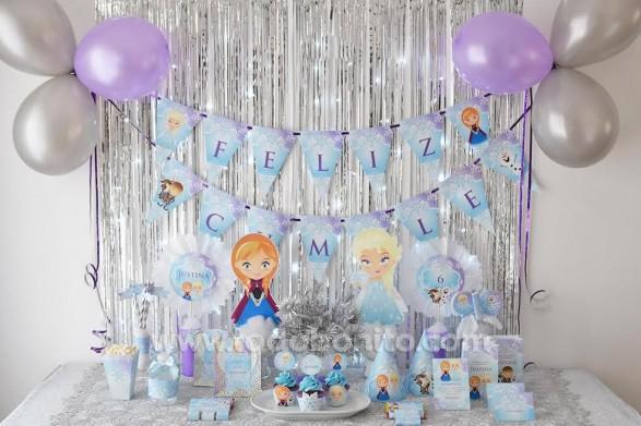 Kit Frozen Todo Bonito
