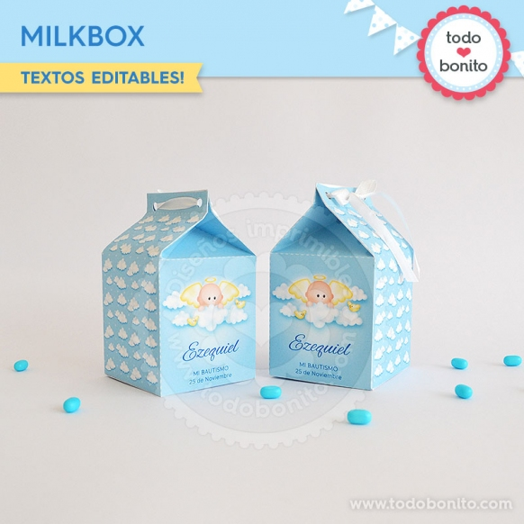 MilkBox Angelito Bebé