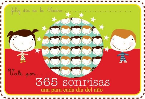 Vale por 365 sonrisas