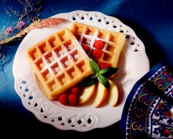 Waffles para mamá 2
