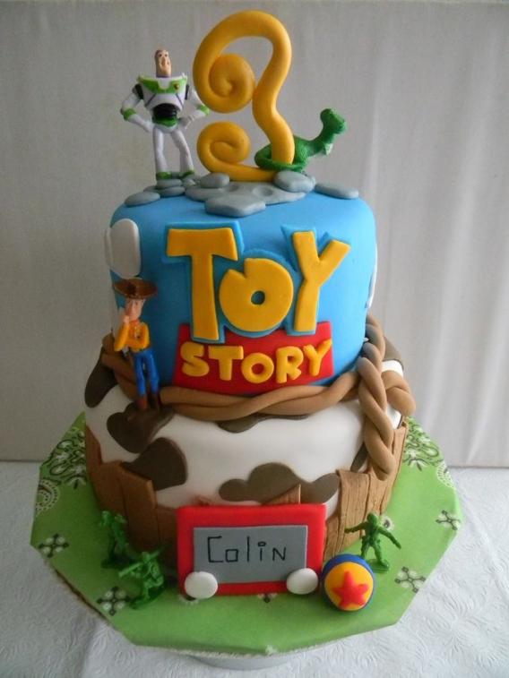 Toy Story: Las +10 bellas tortas!