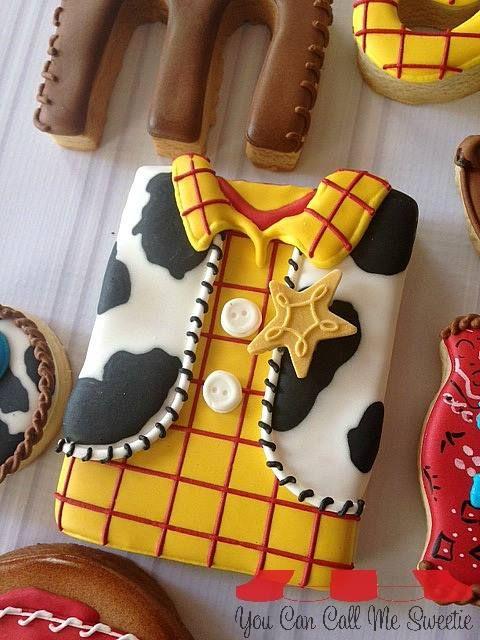 Ideas cumple temático: Toy Story