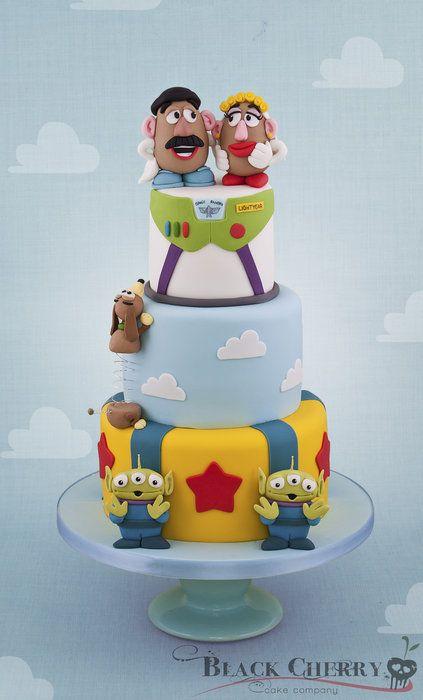 Torta Toy Sory