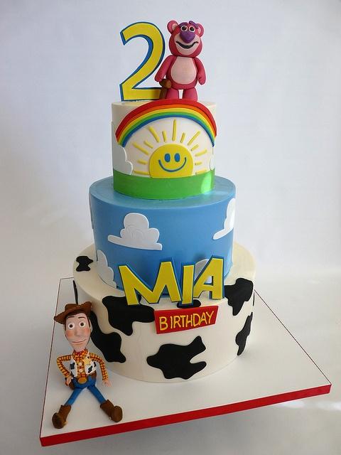 Woody Cake Ideas