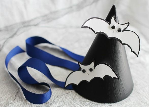 Tutorial gorrito Halloween