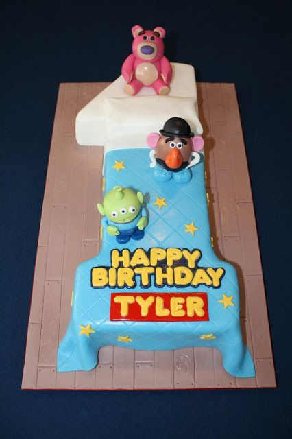 Toy Story Las 10 Bellas Tortas