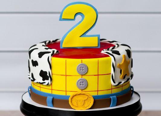 Toy Story: Las más bellas tortas!