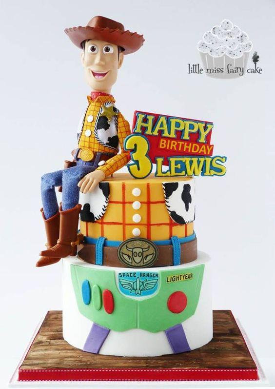 Toy Story: Las más bellas tortas! - Todo Bonito