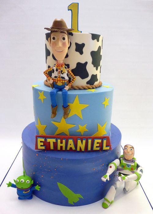 Toy Story: Las más bellas tortas