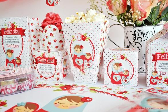 Kit de decoración Mamushkas