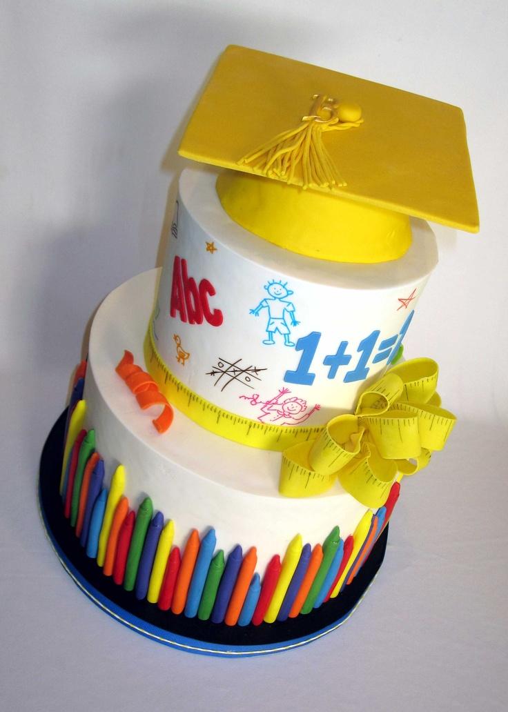 torta graduaci u00f3n