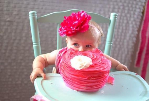 Primer Añito…Smash Cakes!