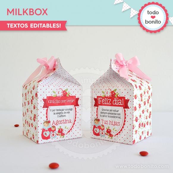 Milk Box Mamushkas