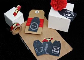 Identificadores de regalos