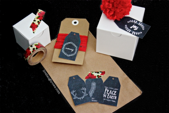 Identificadores de regalos… Gratis!