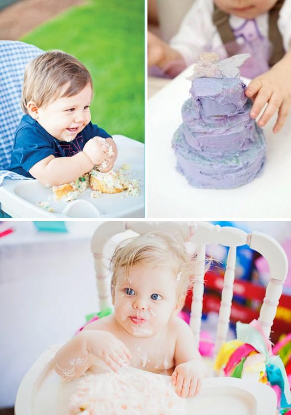 Mi primer Añito con Smash Cake