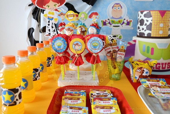 Candy Bar Toy Story