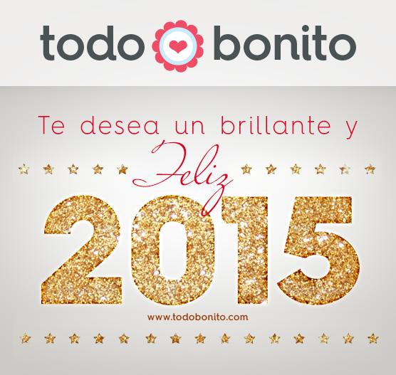. ? . ? Te deseo un FELIZ y BRILLANTE 2015 ? . ? .