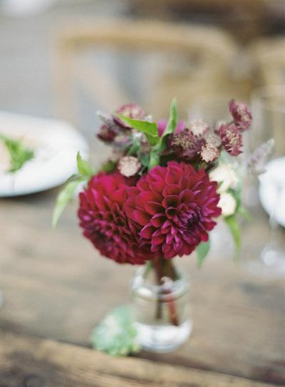 Flores y centros de mesa