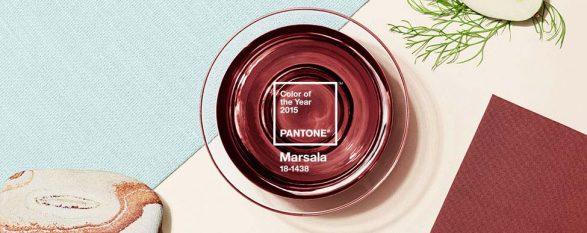 MARSALA Color Pantone del Año 2015