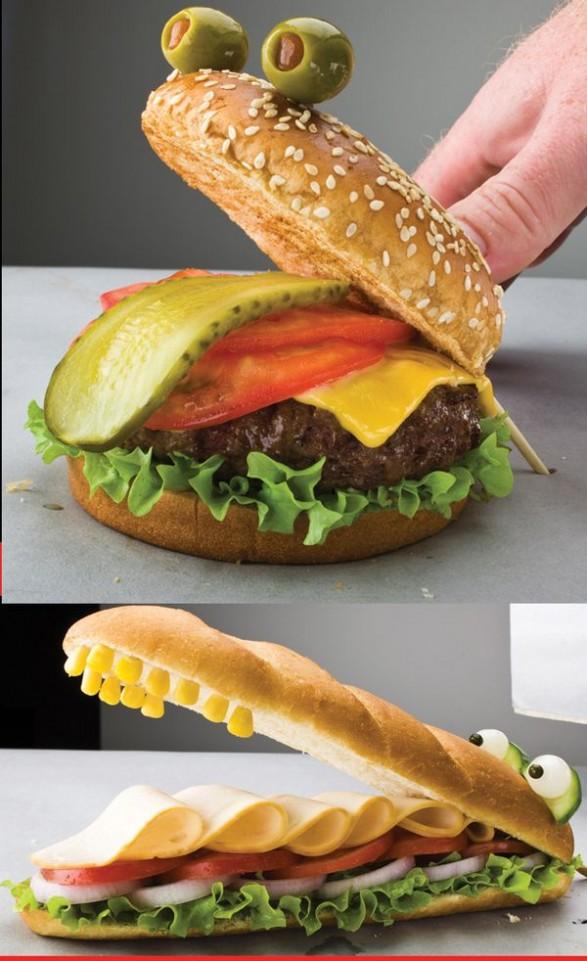 Sandwichs irresistibles
