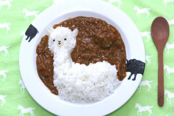 Oveja de arroz