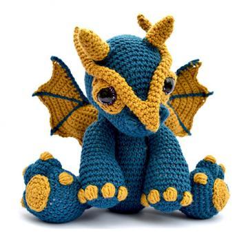 Dragoncito Amigurumi