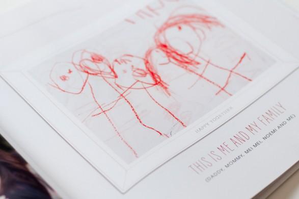 Paginas del libro
