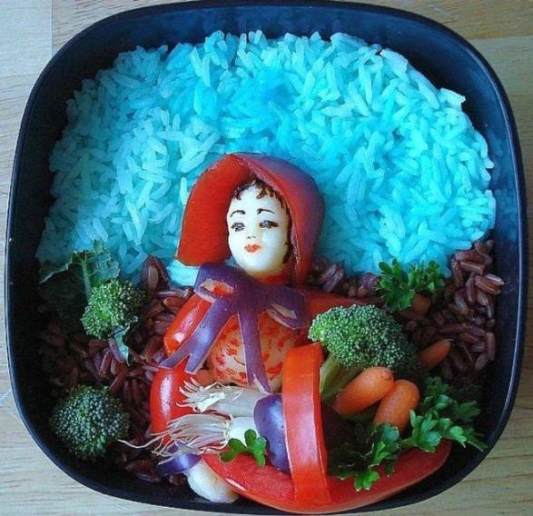 Arte en el plato