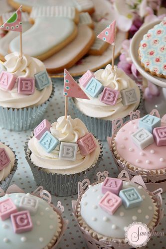 10 detalles para un baby shower todo bonito - Detalles para baby shower ...