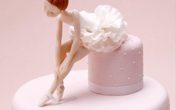 Especial Tortas para Bailarinas