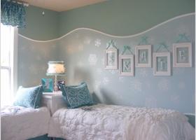 Habitaciones inspiradas en Frozen