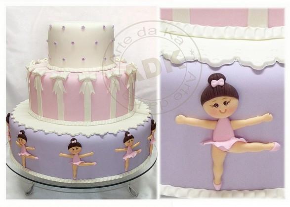 Especial Tortas Para Bailarinas Todo Bonito