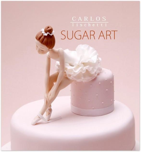 Cake And Sugar Art Nz : Especial Tortas para Bailarinas - Todo Bonito