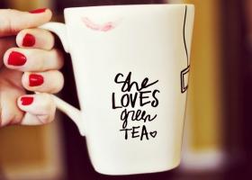 Una taza para San Valentín