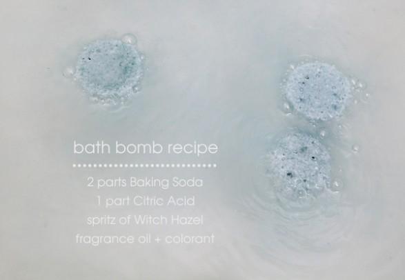 Bombas de baño procedimiento en imagenes 1