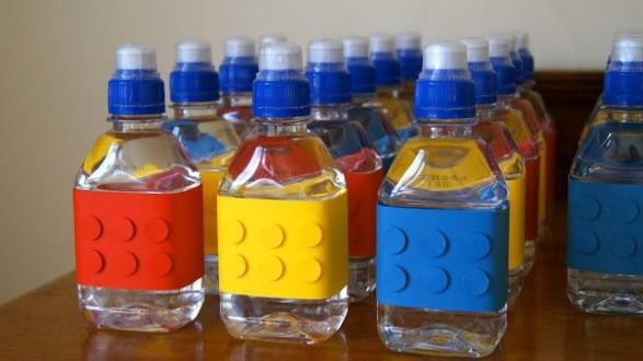 Botellitas de agua