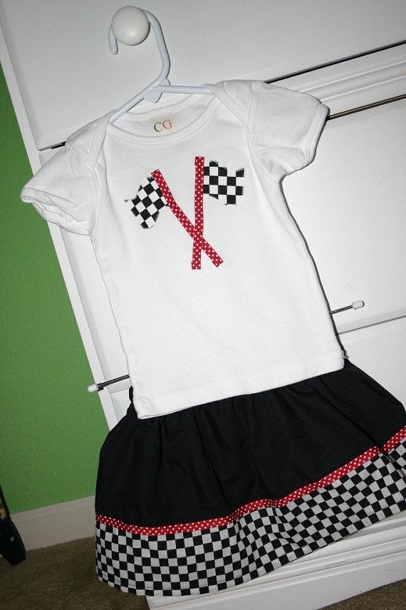 La ropa de la cumpleañera