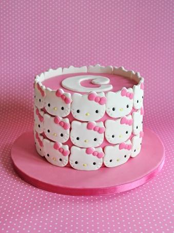 Mini torta Hello Kitty