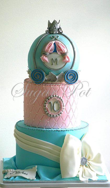 Torta Cenicienta 2