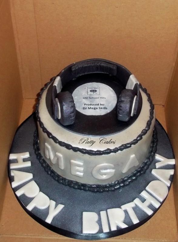 Torta DJ 14