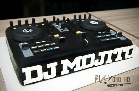 Torta DJ 4