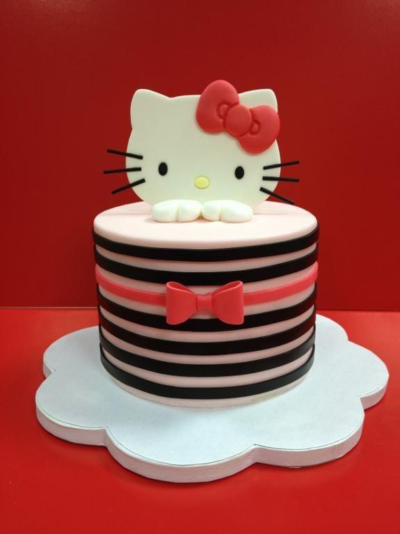 Hello Kitty Tortas Para So 241 Ar Todo Bonito