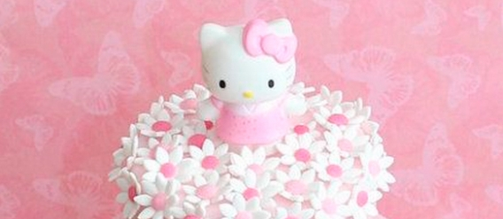 Hello Kitty! Tortas para soñar
